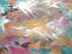 enjoying painting 'n stuff